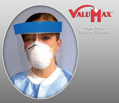 ValuMax Full Size Face Shield