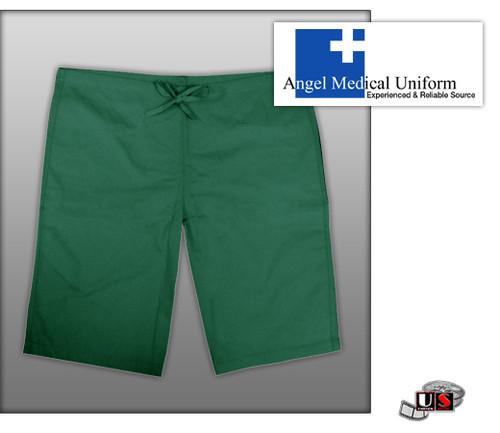 Angel Medical Scrub Capri Short Pants