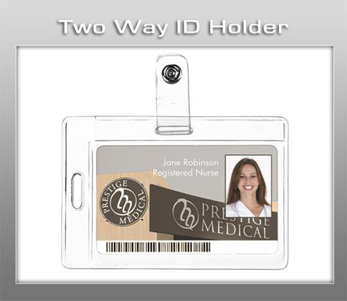 Prestige Two Way ID Holder