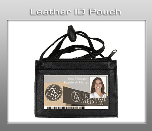 Prestige Leather ID Pouch
