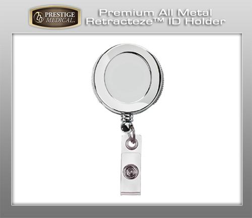 Prestige Premium All Metal Retracteze™ ID Holder