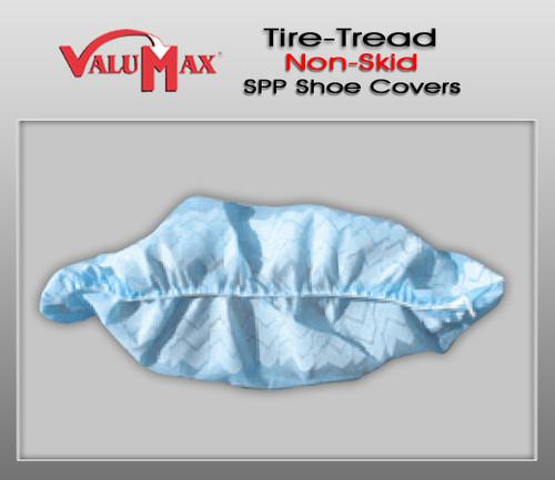 Valumax Liquidguard Tire-Thread Non-Skid SSP Shoe Covers