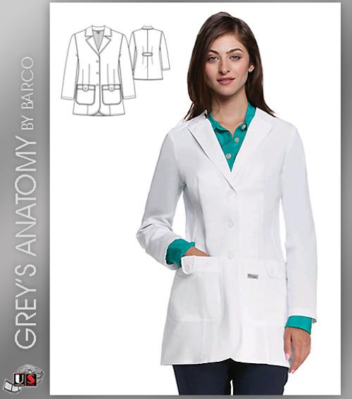 """Grey's Anatomy™ 32"""" Woman's Labcoat"""