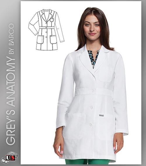 """Grey's Anatomy™ 34"""" Labcoat"""
