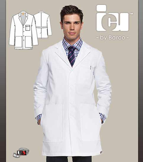 "ICU Barco Men's Lab 37"" 6 Pocket Side Access"