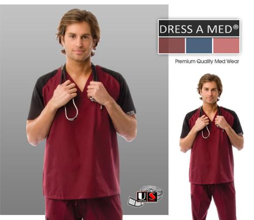 Dress A Med Premium Set Nursing V-Neck Set