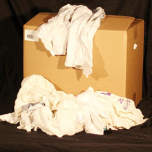 Mix White Knit Trim 25lb. Box