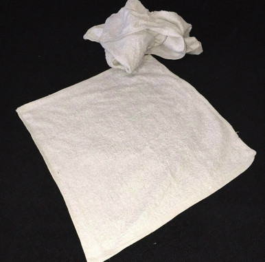 This product is a new grade  bar mop and  is 100% cotton. This is an all purpose towel that is great for home, restaurant, janitorial and industrial cleaning.