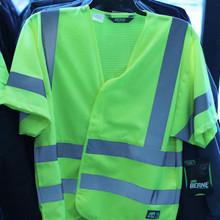 New Safety Vests