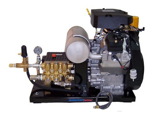 Skid Kit 2020 -  37 HP, 20 GPM, 2000 PSI