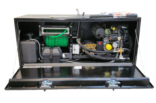 Toolbox Jetter 835 - 23.5 HP, 8 GPM, 3500 PSI