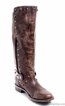 """L1239-2-SS OLD GRINGO ALTERRA CHOCOLATE 16""""  EQUESTRIAN BOOTS"""