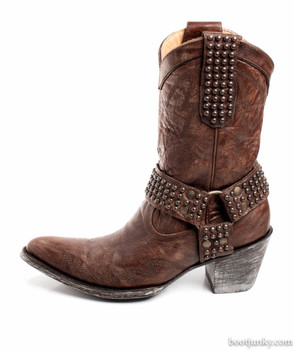 L2001-3-SS OLD GRINGO COWGIRL BRASS WOMENS BOOTS