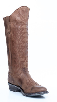 """L 340-142-SS OLD GRINGO CHOCOLATE 13"""" COWGIRL BOOTS"""