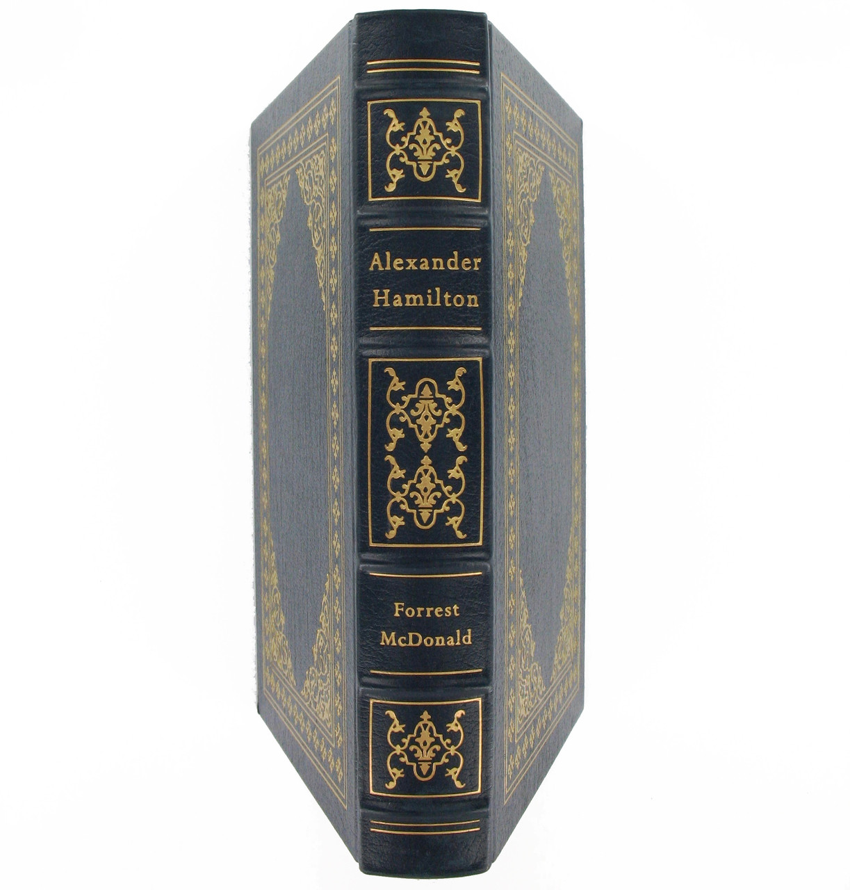 Alexander Hamilton by Forrest McDonald, Easton Press Great Lives