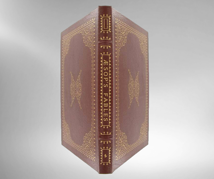 Aesop's Fables, Easton Press, Illustrated by Robert Lawson