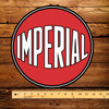 """Esso Imperial Red Ball 12"""" Pump Decal"""
