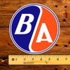 """BA / Gulf Round 6"""" Lubester Decal"""
