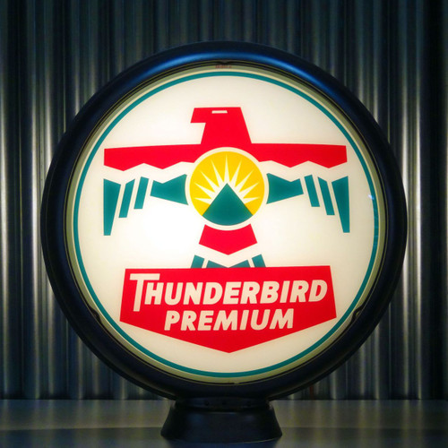 "Thunderbird Premium Gasoline 15"" Ltd Ed Lenses"