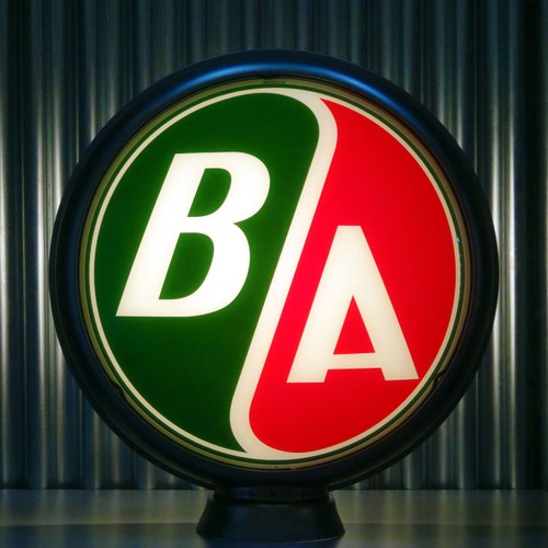 "BA British American Gasoline 15"" Lenses"