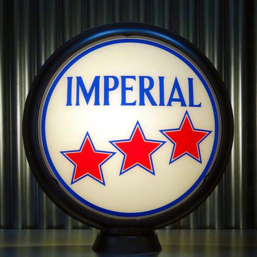 "Esso Imperial 3 Star Gasoline 15"" Lenses"