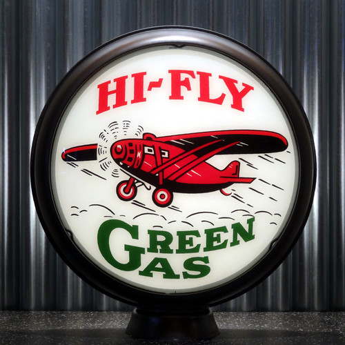 "Hi~Fly Green Gas 15"" Ltd Ed Aviation Lenses"