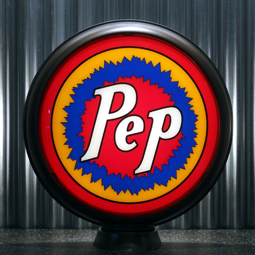 "Pep Boys PEP Gasoline 15"" Limited Edition Lenses"