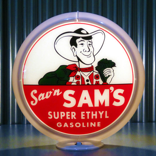 Sav'n Sams Super custom globe | Pogo's Garage