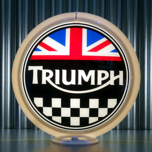 "Triumph Sales & Service - 13.5"" Ltd Ed Lenses"