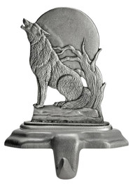 Wolf - Stocking or Basket Holder