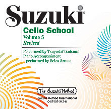 Suzuki Cello CD, Volume 5