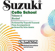 Suzuki Cello CD, Volume 8