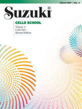 Suzuki Cello School, Cello Part Volume 5