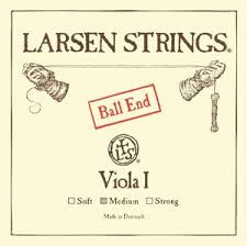 Larsen Viola A String Strong Ball-End