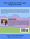 Up to the Bridge, back cover; description of scale, arpeggio, and music theory exercises for cello; biography of author and cello teacher Elizabeth Marsh