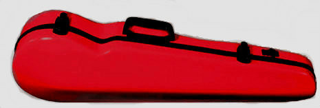 Red Core Fiberglass Suspension Case
