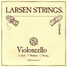 Larsen Cello Strings Full Set