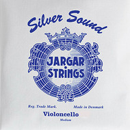 Jargar Silver Sound Cello G String Medium