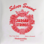 Jargar Silver Sound Cello G String Forte