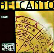 Belcanto Cello D String Medium