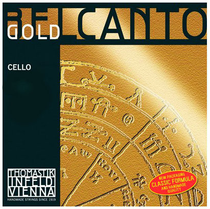 Belcanto Gold Cello D String Medium