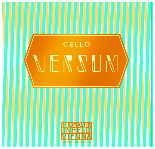 Versum Cello String Set Medium 4/4