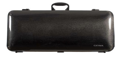 Carbon Fiber Adjustable Viola Case Gewa Closed