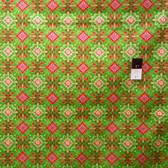 Dena Designs PWDF160 Love & Joy Floral Green Fabric By Yard