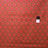 Dena Designs PWDF161 Love & Joy Lace Green Fabric By Yard