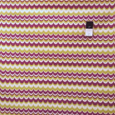 Joel Dewberry JD56 Heirloom Marbled Stripe Gold Cotton Fabric By Yd