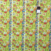 George Mendoza PWGM014 Inspiration Vision Green Fabric By Yd