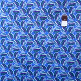 George Mendoza PWGM016 Inspiration Whimsy Blue Fabric By Yd