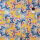 Free Spirit Design Loft PWFS007 Kaleidoscope Shift Yellow Fabric By Yard