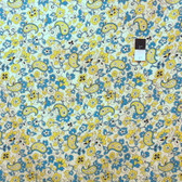 Denyse Schmidt CDDS002 Chicopee Paisley Lime Corduroy Fabric By Yard